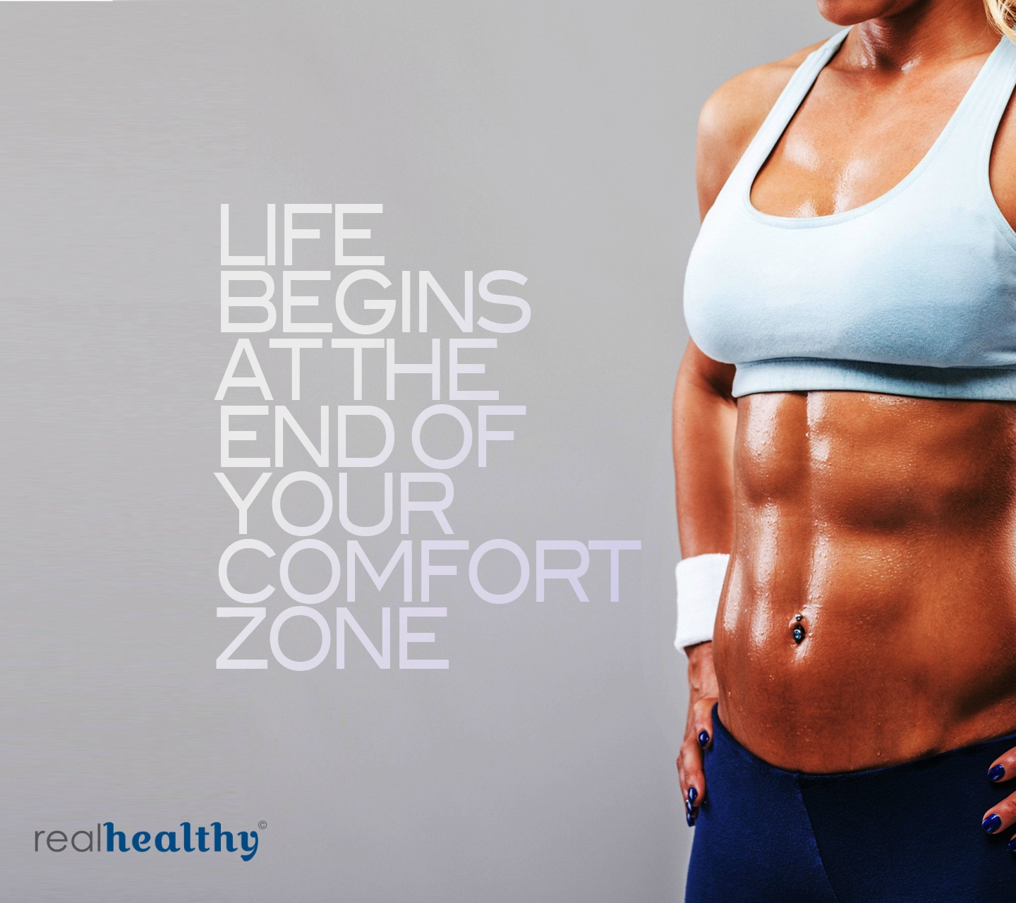 Real Healthy -Daily Dose of Inspiration